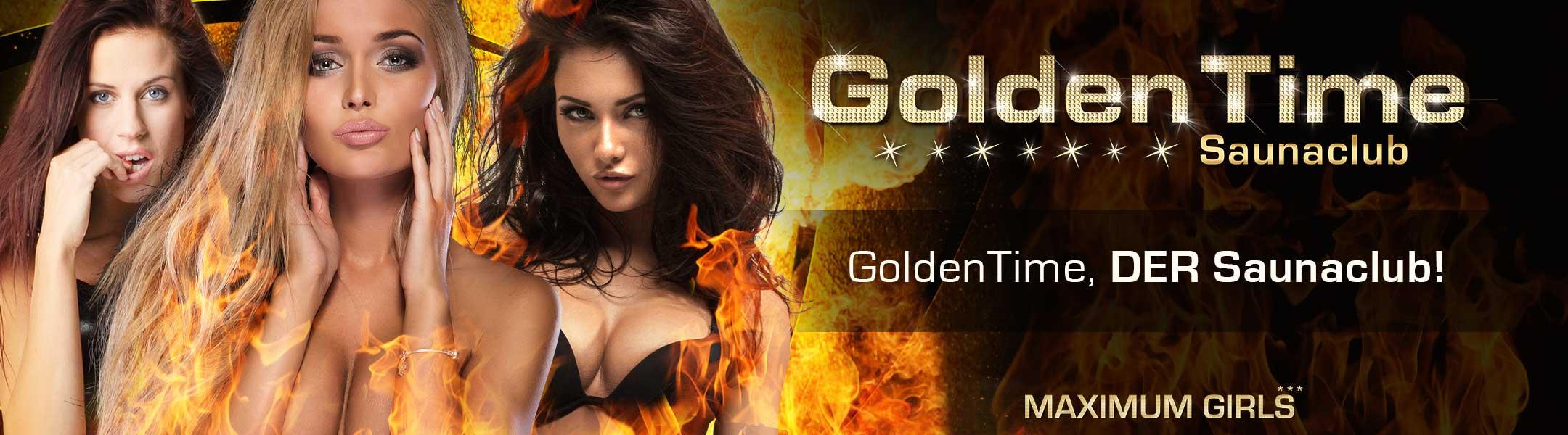 GoldenTime - DER FKK Saunaclub